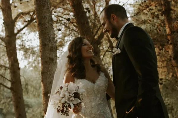 Πανέμορφο βίντεο ενός ρομαντικού – elegant γάμου | Μαρία & Χάρης