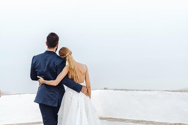 Ονειρικός νησιώτικος γάμος στη Σίφνο | Νάνσυ & Παντελής