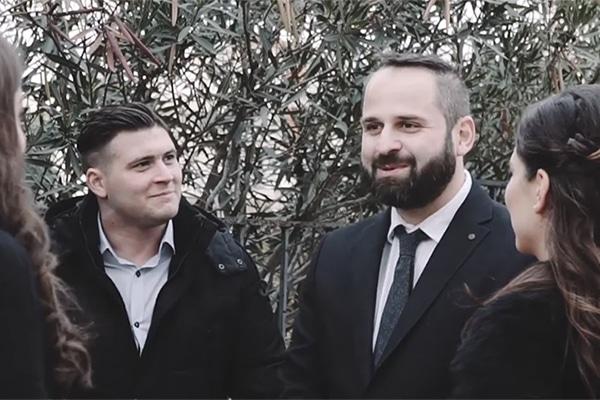 Ρομαντικό βίντεο γάμου στη Δράμα | Θανάσης & Ελευθερία