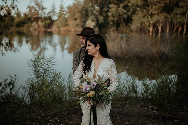Ρομαντικός χειμωνιάτικος γάμος στη Λάρνακα | Παντελίτσα & Alejandro