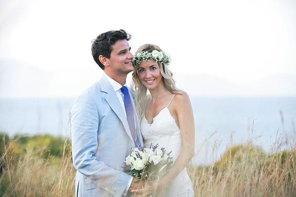 Πανέμορφος elegant γάμος στην Κεφαλονιά