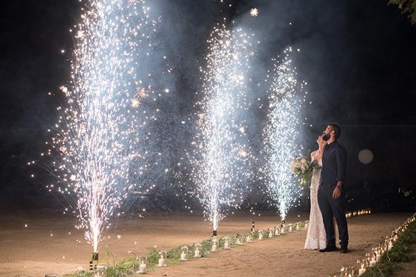 Πυροτεχνήματα για τον γαμο σας