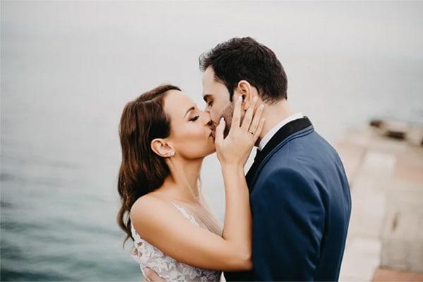 Βίντεο φθινοπωρινού γάμου με θέα τη θάλασσα   Βάγια & Αλέξανδρος