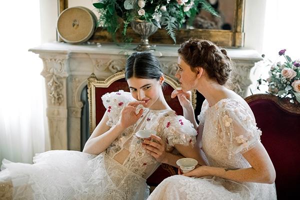 Κομψές νυφικές δημιουργίες που εκπέμπουν ρομαντισμό│Made Bride by Antonea