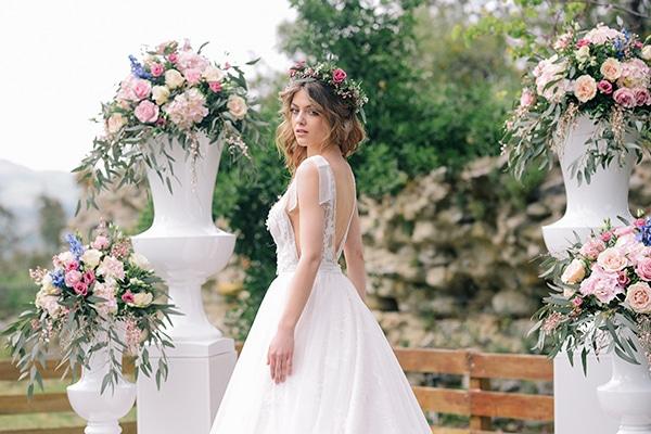 Παραμυθένιο styled shoot που ξεχειλίζει ρομαντισμό