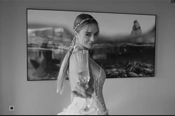 Μαγευτικό βίντεο με ονειρικές δημιουργίες | Victoria Kyriakides Spring 2020 Bridal Collection