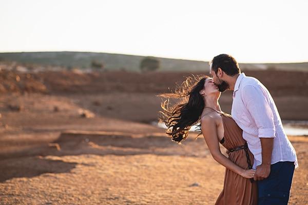Ρομαντική prewedding φωτογράφιση στη Σκύρο | Μαριέφη & Γιάννης