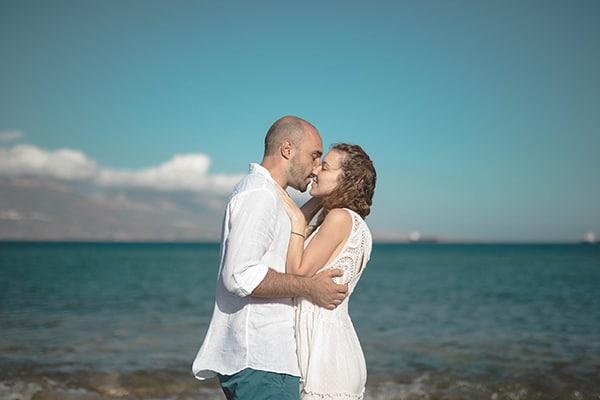 Καλοκαιρινός νησιώτικος γάμος στην Ελαφόνησο   Μαρία & Κωστής