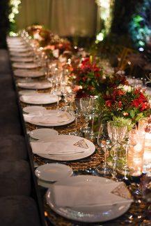 Ρομαντικο table scape