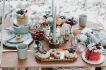 Ιδεες για dessert table