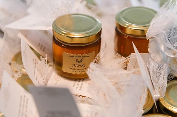 Βαζάκια με μέλι