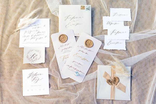 Πανέμορφα προσκλητήρια γάμου