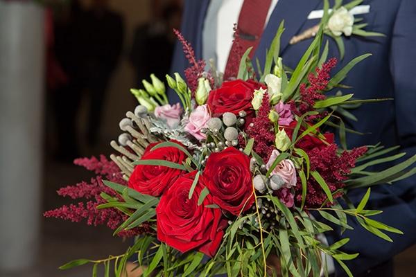 Τα λουλούδια που πρέπει να προτιμήσετε για τη φθινοπωρινή νυφική ανθοδέσμη