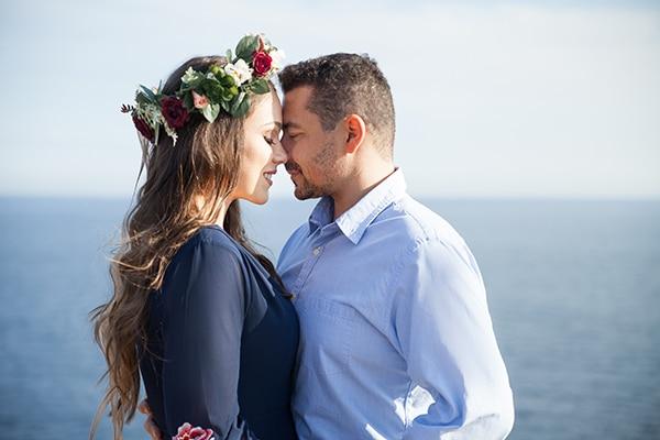 Ρομαντική prewedding φωτογράφιση στο Σούνιο | Κέλλυ & Φίλιππος