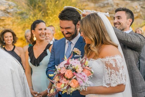 Ρομαντικός καλοκαιρινός γάμος στην Κέα | Αλεξία & Ναπολέων