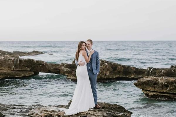 Όμορφο βίντεο destination γάμου στη Κρήτη