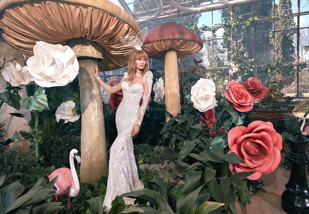 Ονειρική συλλογή νυφικών Galia Lahav που ξεχειλίζει κομψότητα