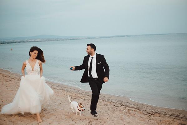 Ρομαντική next day φωτογράφιση με ονειρικό φόντο