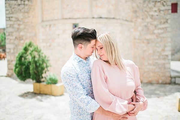 Prewedding φωτογράφιση σε πανέμορφα φυσικά τοπία | Μαίρυλιν & Παναγιώτης