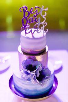 Μοναδική τούρτα γάμου