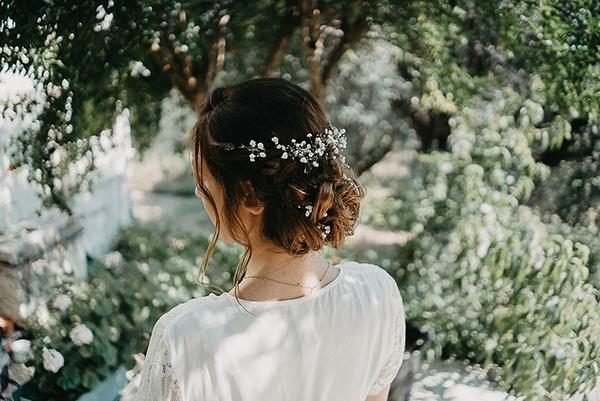 Νυφικο αξεσουαρ για τα μαλλια νυφης