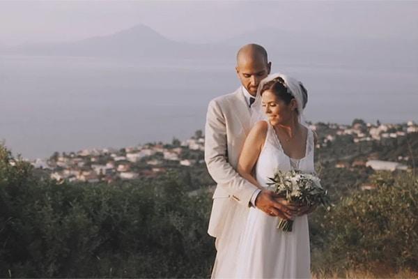 Ρομαντικό βίντεο καλοκαιρινού γάμου στην Πάτρα