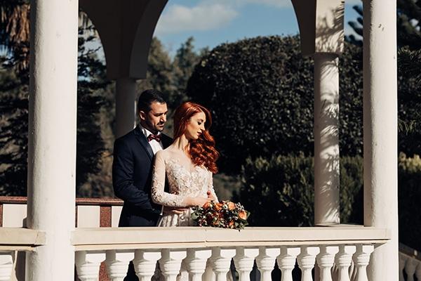 Υπεροχος χριστουγεννιατικος γαμος στη Λευκωσια | Αλεξια & Κυπριανος