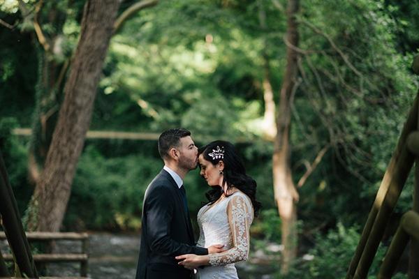 Ανοιξιατικος boho chic γαμος με pampas grass και macramé στη Δραμα | Γιωτα & Σαββας
