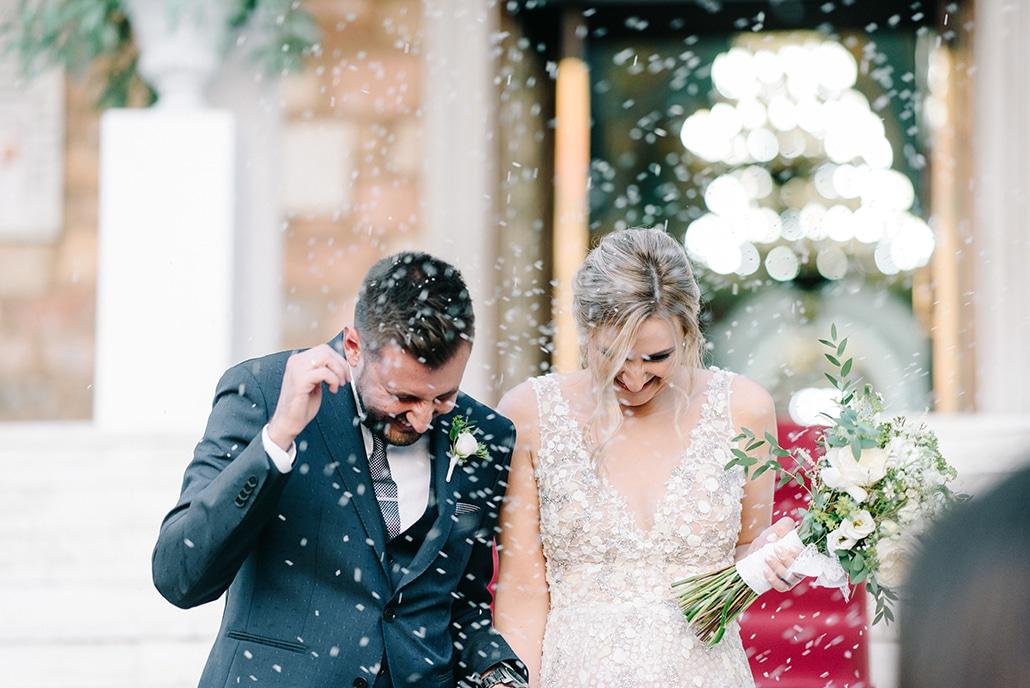 Καλοκαιρινός γάμος με υπέροχες λεπτομέρειες