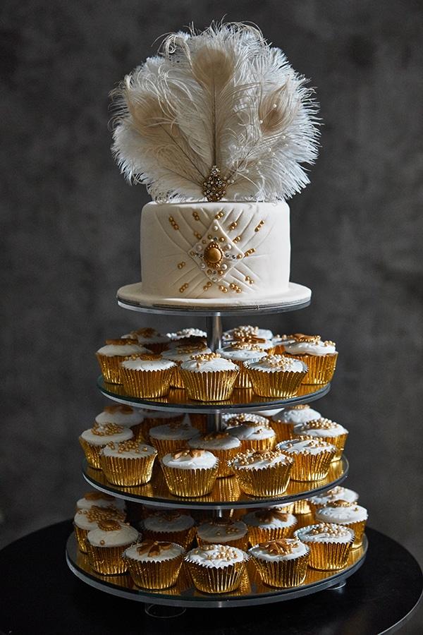 Ιδιαίτερη τούρτα γάμου