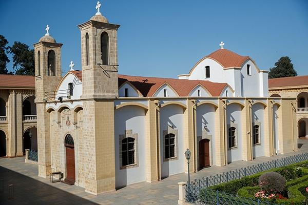 Εκκλησία στο Μετόχι
