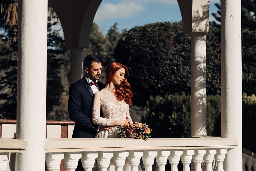 Υπέροχος χριστουγεννιάτικος γάμος στη Λευκωσία   Αλεξία & Κυπριανός