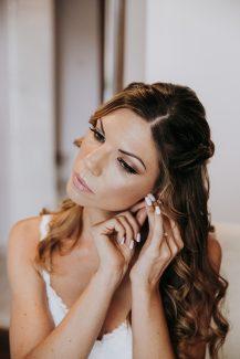 Καλοκαιρινο νυφικο make up