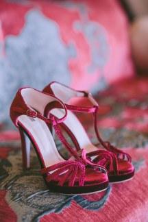 Μοναδικα νυφικα παπουτσια