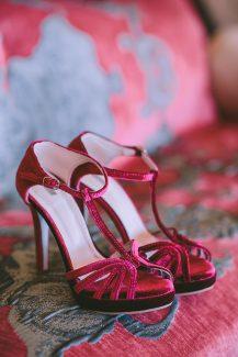 Μοναδικά νυφικά παπούτσια