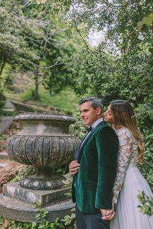 Εντυπωσιακό κοστούμι γαμπρού