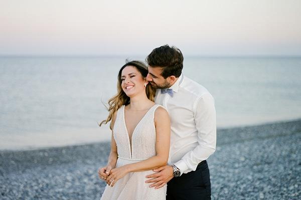 Πανέμορφος chic γάμος με παστέλ αποχρώσεις στην Κύπρο | Ναστάζια & Μιχάλης