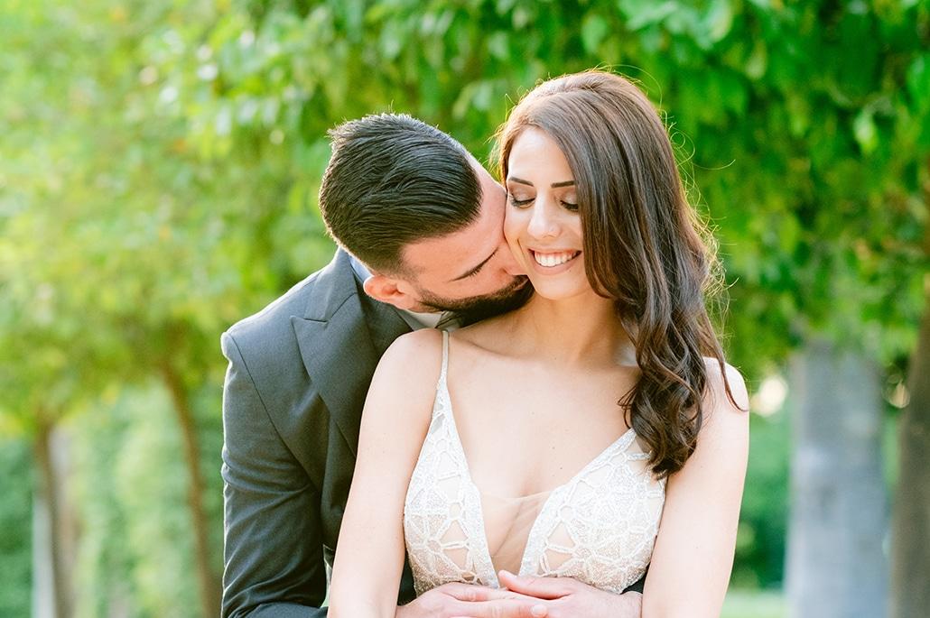 Elegant ανοιξιάτικος γάμος στη Λευκωσία με ρομαντικές λεπτομέρειες | Ευτυχία & Ανδρόνικος