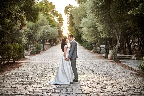 Ρομαντικη next day φωτογραφιση στην Αθηνα με φοντο την Ακροπολη   Αννα & Παναγιωτης