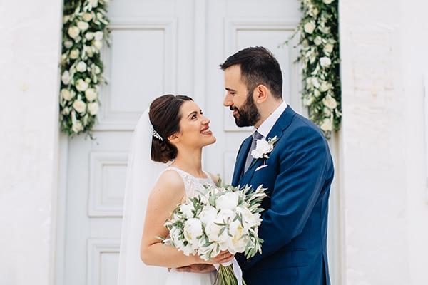 Ρομαντικός καλοκαιρινός γάμος στην Πάρο | Delphine & Αλέξανδρος