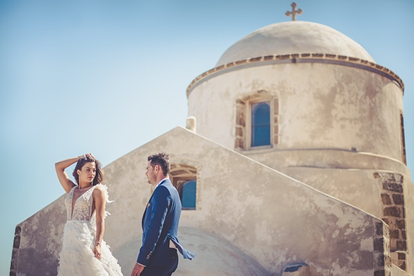 Ρομαντικό βίντεο καλοκαιρινού γάμου | Ανδριάνα & Βασίλης