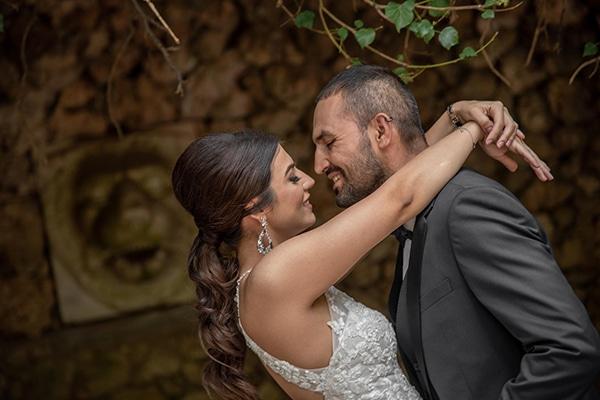 Ρομαντικός γάμος στο Άλσος Νυμφών | Βίκυ & Νίκος
