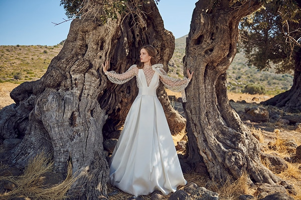 Stylish & luxury νυφικα Costarellos | Fall 2020