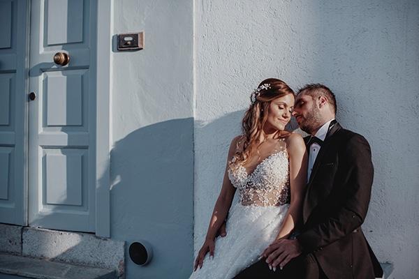 Καλοκαιρινος ομορφος γαμος σε ενα καταπρασινο δασος στο Λιτοχωρο | Αφροδιτη & Κωστας
