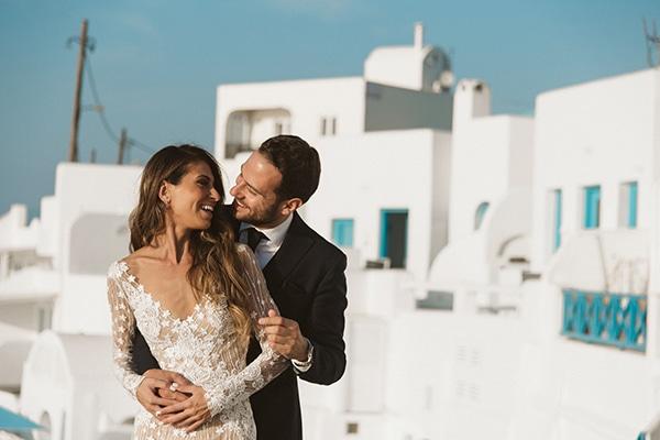 Καλοκαιρινός ρομαντικός γάμος στην Καλαμαριά | Νικολέττα & Γιώργος