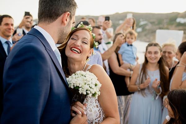 Καλοκαιρινός γάμος στη Σίφνο | Χρυσάνθη & Γιάννης