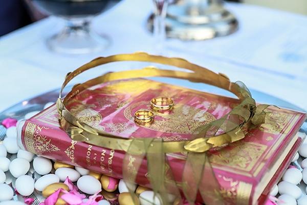 Χρυσά στέφανα γάμου