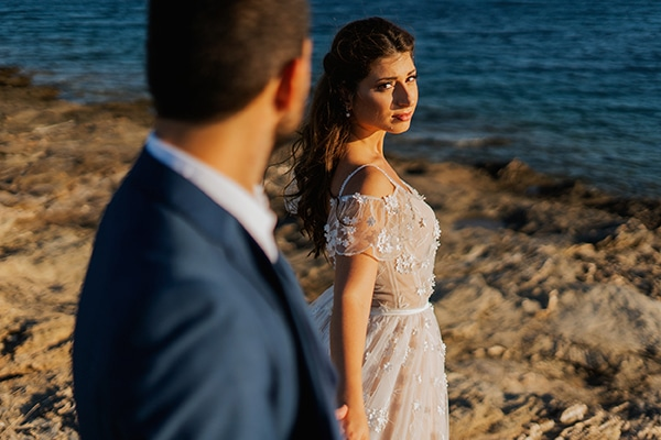 Ομορφος φθινοπωρινος γαμος με εντονα ζωηρα χρωματα | Νατασσα & Φωτης