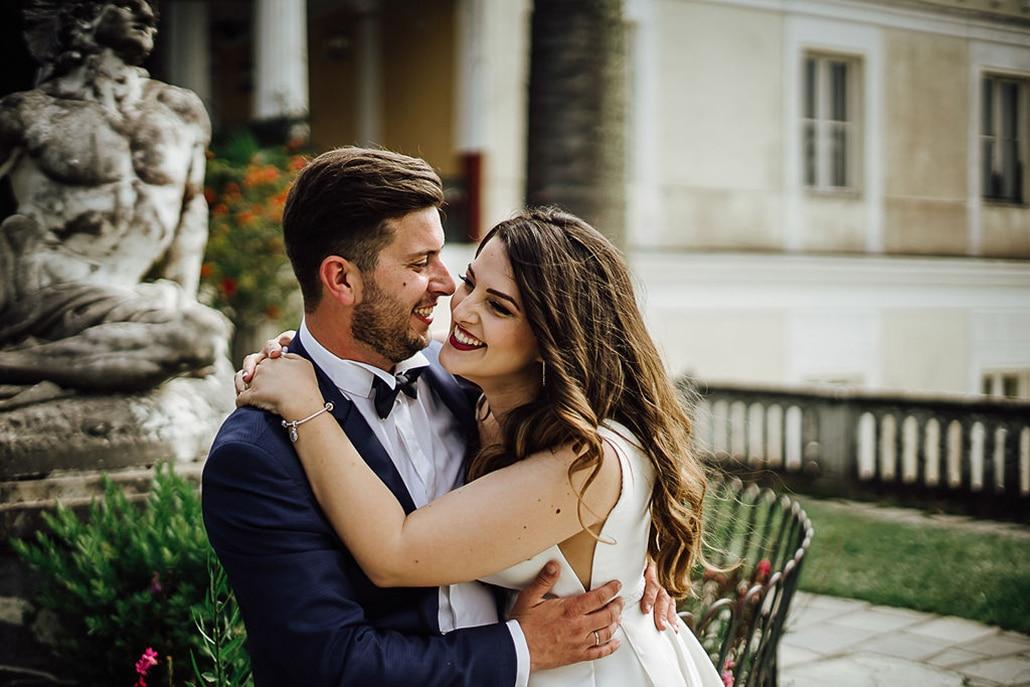 Ρομαντικός ανοιξιάτικος γάμος στην Κέρκυρα με γεωμετρικές λεπτομέρειες | Άρτεμις & Στάθης
