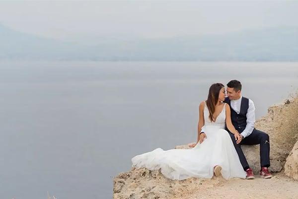 Ρομαντικό βίντεο καλοκαιρινού γάμου στην Άρτα | Δανάη & Διονύσης